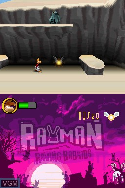 Rayman - Raving Rabbids