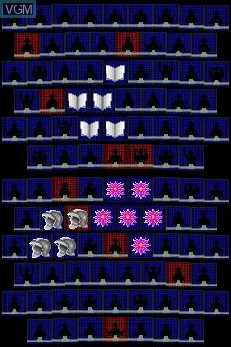 Image in-game du jeu 1 vs 100 sur Nintendo DS