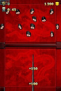 Image in-game du jeu 101 in 1 Explosive Megamix sur Nintendo DS