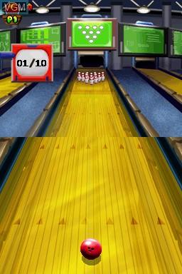 Image in-game du jeu 101 in 1 Sports Megamix sur Nintendo DS