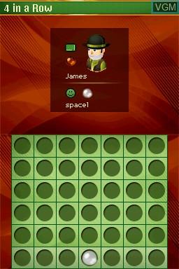 Image in-game du jeu 100 Classic Games sur Nintendo DS