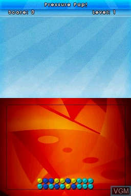 Image in-game du jeu 1001 Touch Games sur Nintendo DS