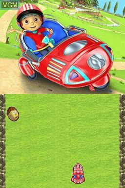 Image in-game du jeu Everything's Rosie sur Nintendo DS