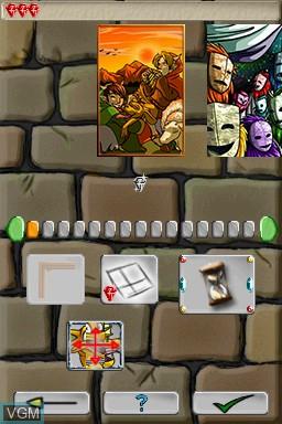 Image du menu du jeu 2Puzzle It - Fantasy sur Nintendo DSi
