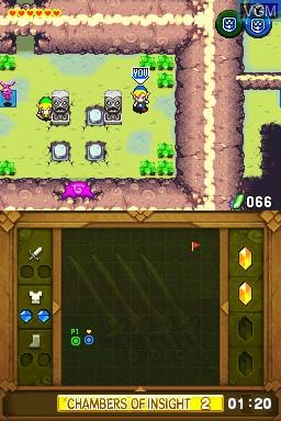 Legend of Zelda, The - Four Swords Anniversary Edition