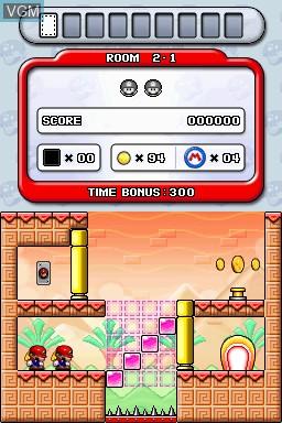 Mario vs. Donkey Kong - Minis March Again!