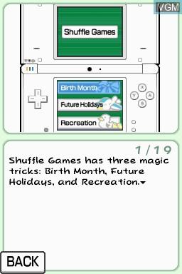 Master of Illusion Express - Shuffle Games