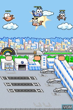 Image in-game du jeu Airport Mania - Non-Stop Flights sur Nintendo DSi