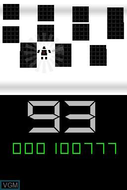 Image in-game du jeu 99Seconds sur Nintendo DSi
