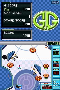 G.G Series - Air Pinball Hockey