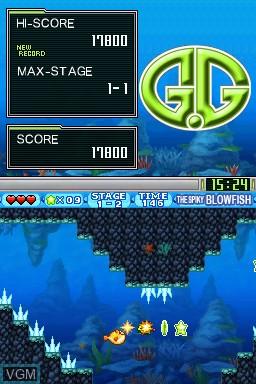 G.G Series - The Spiky Blowfish
