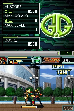 G.G Series - Super Hero Ogre