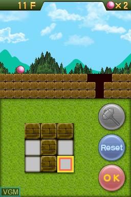Image in-game du jeu Quick Fill Q sur Nintendo DSi