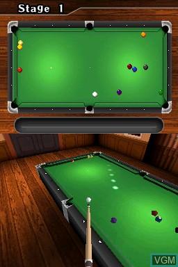 Jazzy Billiards