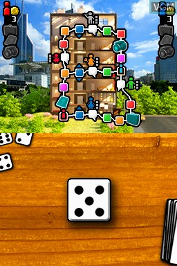 Image in-game du jeu 4 Travellers - Play French sur Nintendo DSi