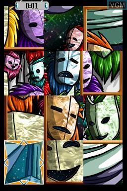 Image in-game du jeu 2Puzzle It - Fantasy sur Nintendo DSi