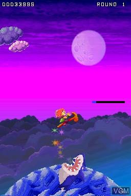 Image in-game du jeu Gaia's Moon sur Nintendo DSi
