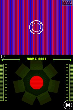 Image in-game du jeu Afterzoom sur Nintendo DSi