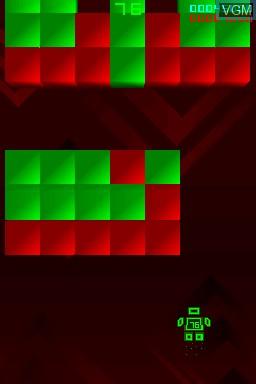 Image in-game du jeu 99Bullets sur Nintendo DSi