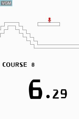 Image in-game du jeu GO Series - 10 Second Run sur Nintendo DSi
