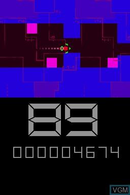Image in-game du jeu 99Moves sur Nintendo DSi