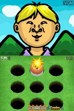 Image in-game du jeu Whack-A-Friend sur Nintendo DSi