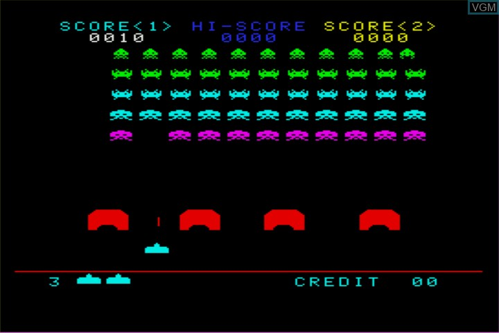 Space Invaders XL