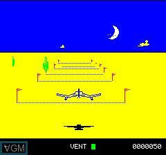 Image du menu du jeu 3D Fongus sur Tangerine Computer Systems Oric