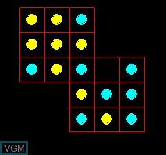 Image du menu du jeu Old-Timer sur Tangerine Computer Systems Oric