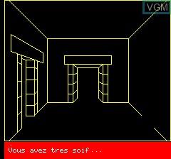 Sceptre D'Anubis, Le