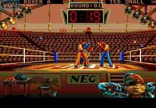 Kick Boxing, The