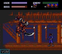 Kaze Kiri - Ninja Action