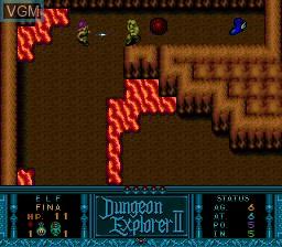 Dungeon Explorer II