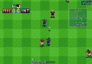Formation Soccer '95 - Della Serie A