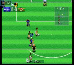 J. League Tremendous Soccer '94