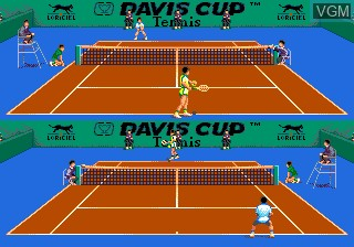 Davis Cup Tennis, The