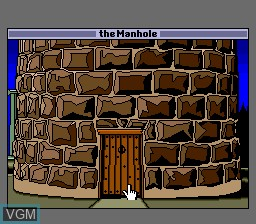Manhole, The