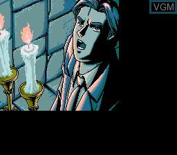 Image in-game du jeu Angels II - Holy Night sur NEC PC Engine CD