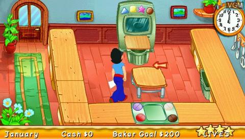 Cake Mania - Baker's Challenge