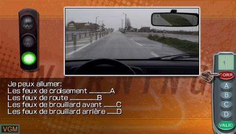 Warning - Code de La Route