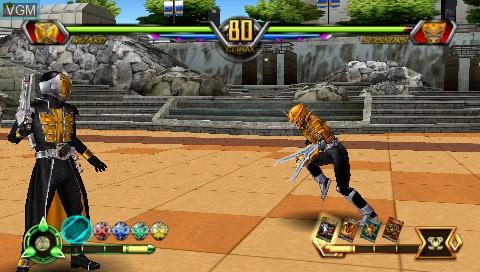 Kamen Rider - Super Climax Heroes