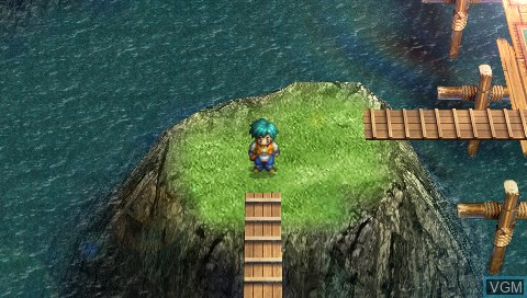 Legend of Heroes III, The - Song of the Ocean
