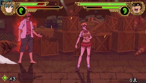 Ikki Tousen - Eloquent Fist