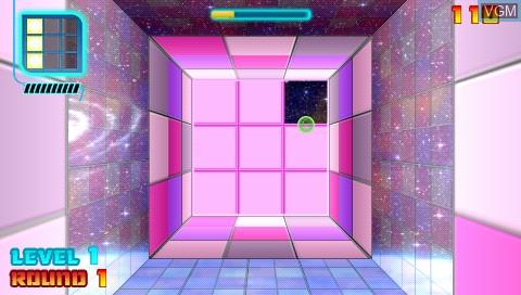 Image in-game du jeu Spaceball Revolution sur Sony PSP
