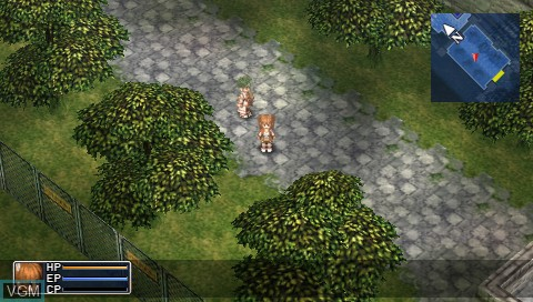 Legend of Heroes - Trails in the Sky - Second Chapter