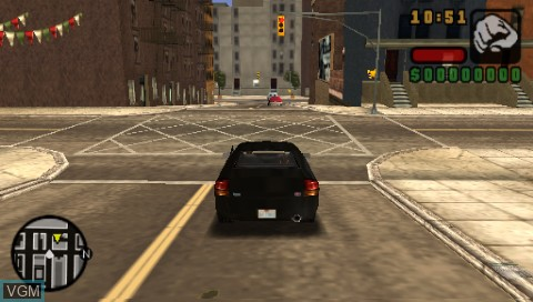 Image in-game du jeu Grand Theft Auto Vice City Stories + Liberty City Stories sur Sony PSP