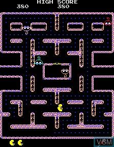 Image in-game du jeu Abortman sur PacMAME