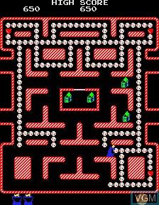 Image in-game du jeu Cookie-Mon! sur PacMAME