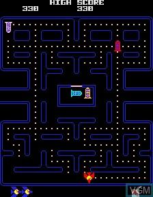 Desert Storm Pac-Man