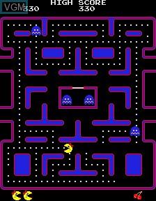 Ms. Pacman 2000